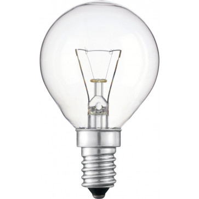 Bombillas incandescentes | Bombillas incandescentes esféricas | L�mpara incandescente esf�rica E14 40W 220V
