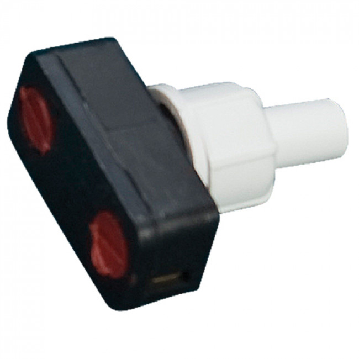 Clavijas, bases e interruptores | Interruptores | Interruptor de paso para flexos 2A 250V (GSC 1100363)