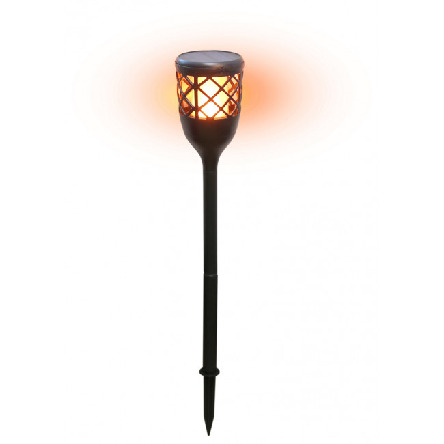 Iluminación de jardín   Estacas y balizas de jardín   Estaca Led efecto fuego solar recargable/USB (GSC 201210000)