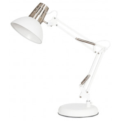Flexo de arquitecto modelo Dinka E27 blanco (GSC 204200008)