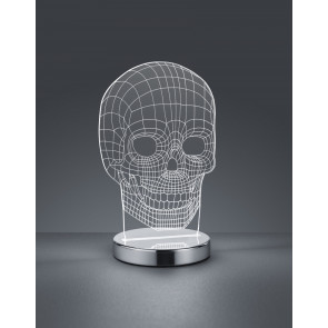 Lámpara de sobremesa modelo Calavera regulable en temperatura 7W 400Lm (Trio Lighting R52461106)