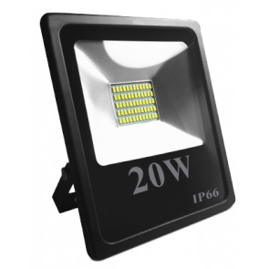 Proyector exterior Led 12/24V 20W 6500°K (Electro Dh 81.761/DC/20/DIA)