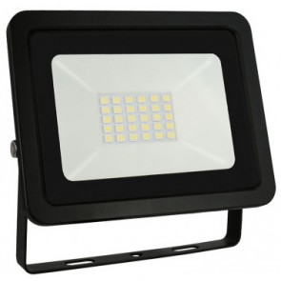 Proyector Led de exterior Noctis Lux negro 20W 4000°K IP65 (Spectrum SLI029038NW)