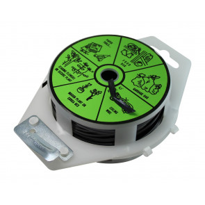 Cable para atar verde Electro DH 49.010/30/V