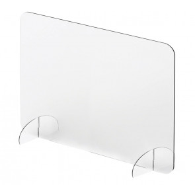 Mampara de separación sin ventana 60x120mm. (GSC 406005009)