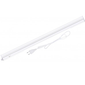Regleta Led con interruptor T5 12W 1080Lm 6500°K 870mm. (GSC 1703435)