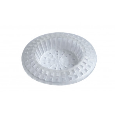 2 ud. filtro sumidero plástico multiusos ø72mm. (Köppels S2002T) (Blíster)