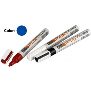 Rotulador permanente Paint Marker azul 7 ml. (Faren 861BLU)