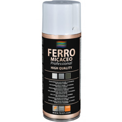 Spray de pintura hierro micaceo 400 ml. (Faren 7VC400)