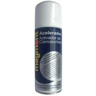 Spray acelerador Ciano Magmont 200 ml
