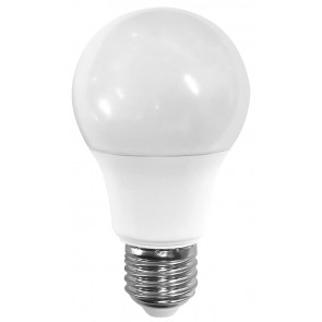Lámpara standard Led E27 10W 6400°K 850Lm 220° 60x115mm. (DH 81.195/DIA)
