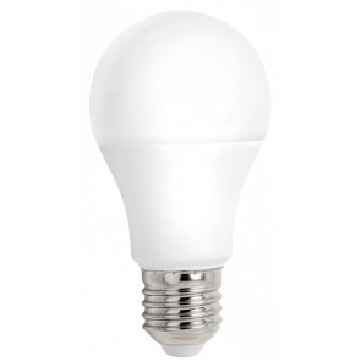 Lámpara standard Led E27 10W 4000°K 840Lm 270° 110x60mm. (Spectrum WOJ13898)