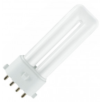 Lámpara Dulux S/E 2G7 11W 4000°K 900Lm 214mm. (Osram 20181)