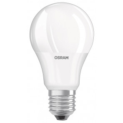 Lámpara standard Led E27 10,5W 6500°K 1055Lm 60x120mm. (Osram 971035)