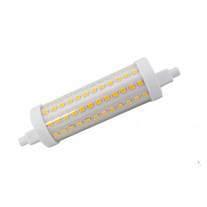 Lámpara Led lineal R7s regulable 12W 6000°K 1830Lm 118mm. (GSC 2004826)