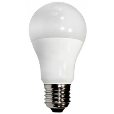 Lámpara standard Led E27 12,5W 6500°K 1060Lm 60x118mm. (Duralamp GOC75CB)