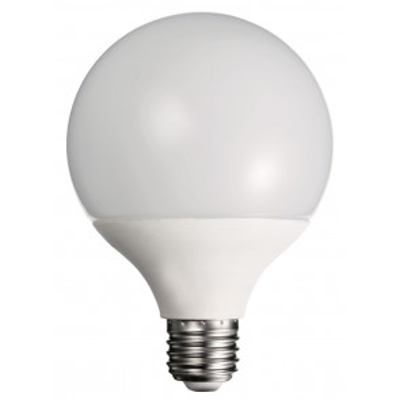 Lámpara globo Led E27 14W 4000°K G95 (Duralamp DG357N)
