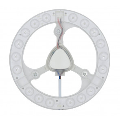 Placa Led con imán para plafón clásico 18W 1650Lm 6500°K ø185mm. (GSC 200635001)
