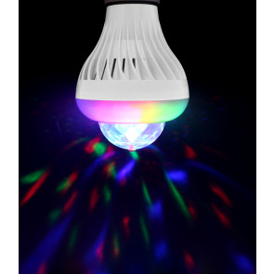 Lámpara Led discoteca RBG (Electro DH 81.209/RGB/2)