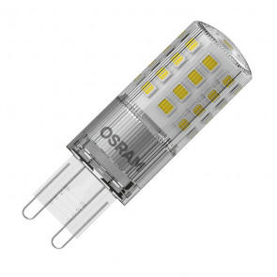 Lámpara Led Pim G9 regulable G9 4,4W 2700°K 470Lm (Osram 4058075432246)