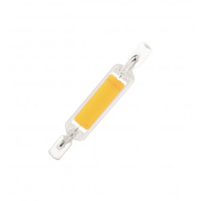 Lámpara cristal Led Lineal R7s 4W 450Lm 3000°K 78mm. (GSC 200650021)