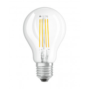 Lámpara esférica cristal Led Retrofit regulable E27 5W 2700°K 470Lm (Osram 4058075436800)