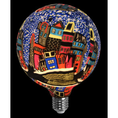 Lámpara casas de silicona 4W G125 (F-Bright 2601291)