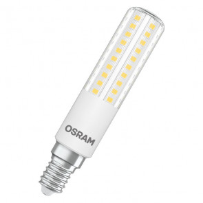 Lámpara tubular Led regulable Special T E14 6W 2700°K 806Lm (Osram 4058075449732)