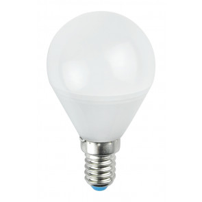 Lámpara esférica Led mini 7W E14 3200K (Electro DH 81.148/7/CAL)