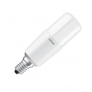 Lámpara tubular Led E14 8W 2700°K 115mm. (Osram 4058075125766) (Blíster)