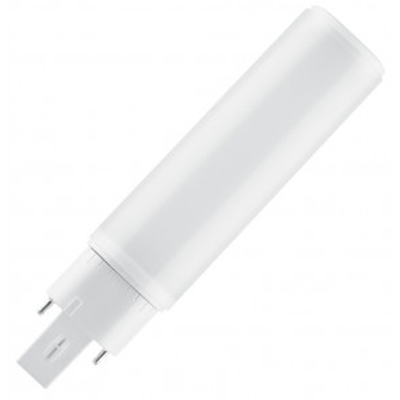 Lámpara Osram Dulux D/E Led HF PL 4 PIN 7W 4000°K G24q-2 (Osram 4058075135222)