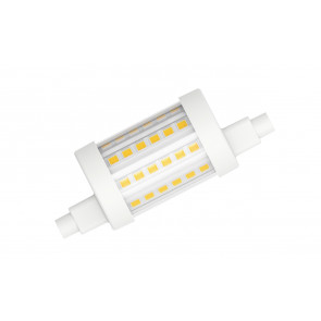 Lámpara Led Lineal R7S 8,2W 4000°K 78mm. (Duralamp L2971N)