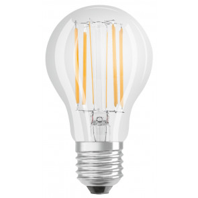 Lámpara standard filamento Led E27 8W 2700°K 1055Lm (Bellalux 4058075115231)