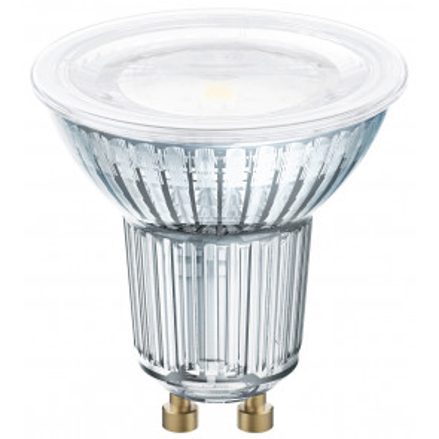 Lámpara PAR16 Led Superstar PAR16 regulable GU10 8,3W 2700°K 120° (Osram 4058075433687)