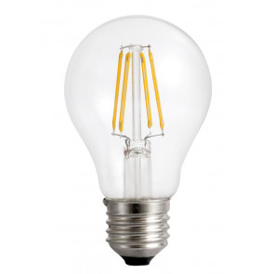 Lámpara standard cristal Led clara 9W 2700°K 1100Lm (Spectrum WOJ+14075)