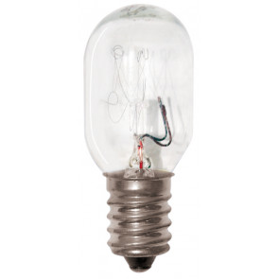 Lámpara tubular para frigorífico E14 15W 18x52mm. (GSC 2000446)
