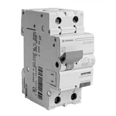 Interruptor magnetotérmico diferencial FCOP Terasaki 103216 - 10A