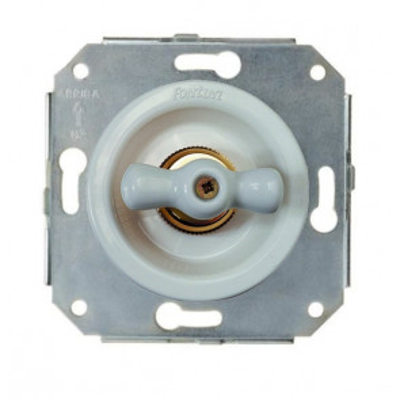 Interruptor unipolar Venezia (Fontini 35306172)