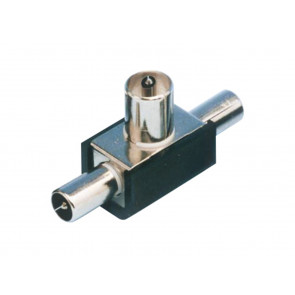Conector triple 2 hembras 1 macho (F- Bright 0300751)