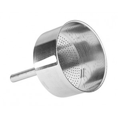 Embudo de recambio para cafetera 12 tazas de aluminio (Oroley 151010400)