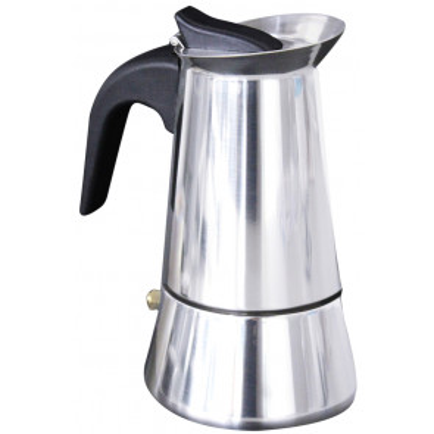 Cafetera de acero inoxidable 9 tazas (GSC 2703009)