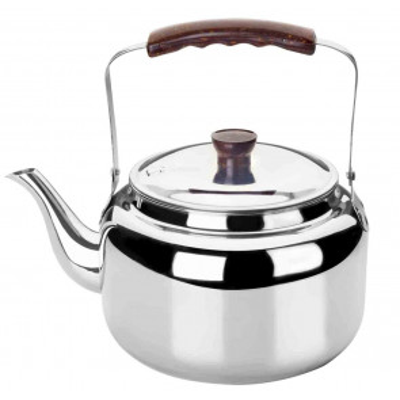 Cafetera pava de acero inoxidable Prisma 2,75 L (Ibili 610202)