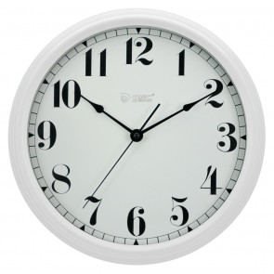 Reloj de pared vintage blanco ø33,4cm (GSC 405005002)
