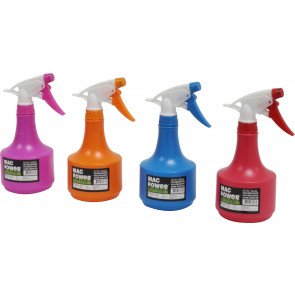 Pulverizador spray de 500 ml. en colores surtidos (Mader 66273)