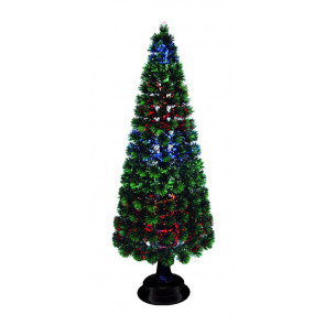 Árbol Led fibra óptica multicolor 150cm. (F-Bright 696)
