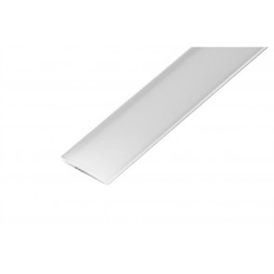 2m. difusor opaco para perfiles rectangulares 12,5mm. (Ledesma 54171)