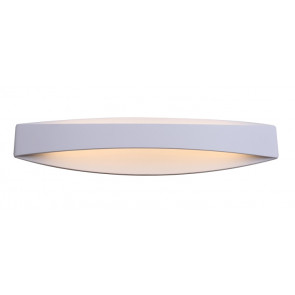 Aplique Led pared tipo canasto 12W 2700Kº 910Lm 440x100mm. F-BRIGHT (2074017)
