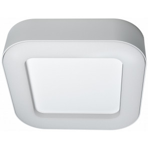 Aplique Led Square blanco de exterior 13W 3000°K IP44 (Osram 4058075031715)