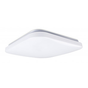 Plafón Led cuadrado modelo Level 20W 6000°K 280x280x65mm. (GSC 0705347)