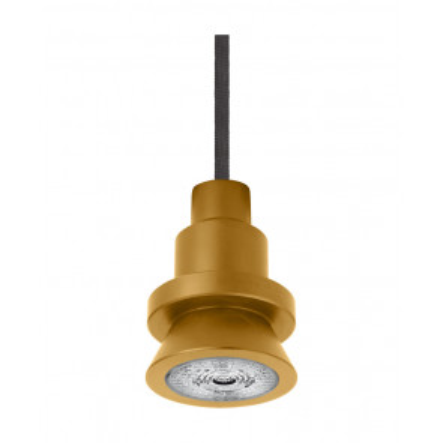 Lámpara modular de suspensión PenduLum Osram Vintage 1906 GU10 dorada (4058075073791)